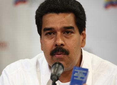 Nicolas Maduro, interim President of Venezuela